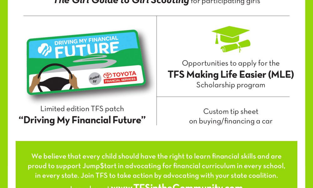 TFS Girl Scouts Infographic