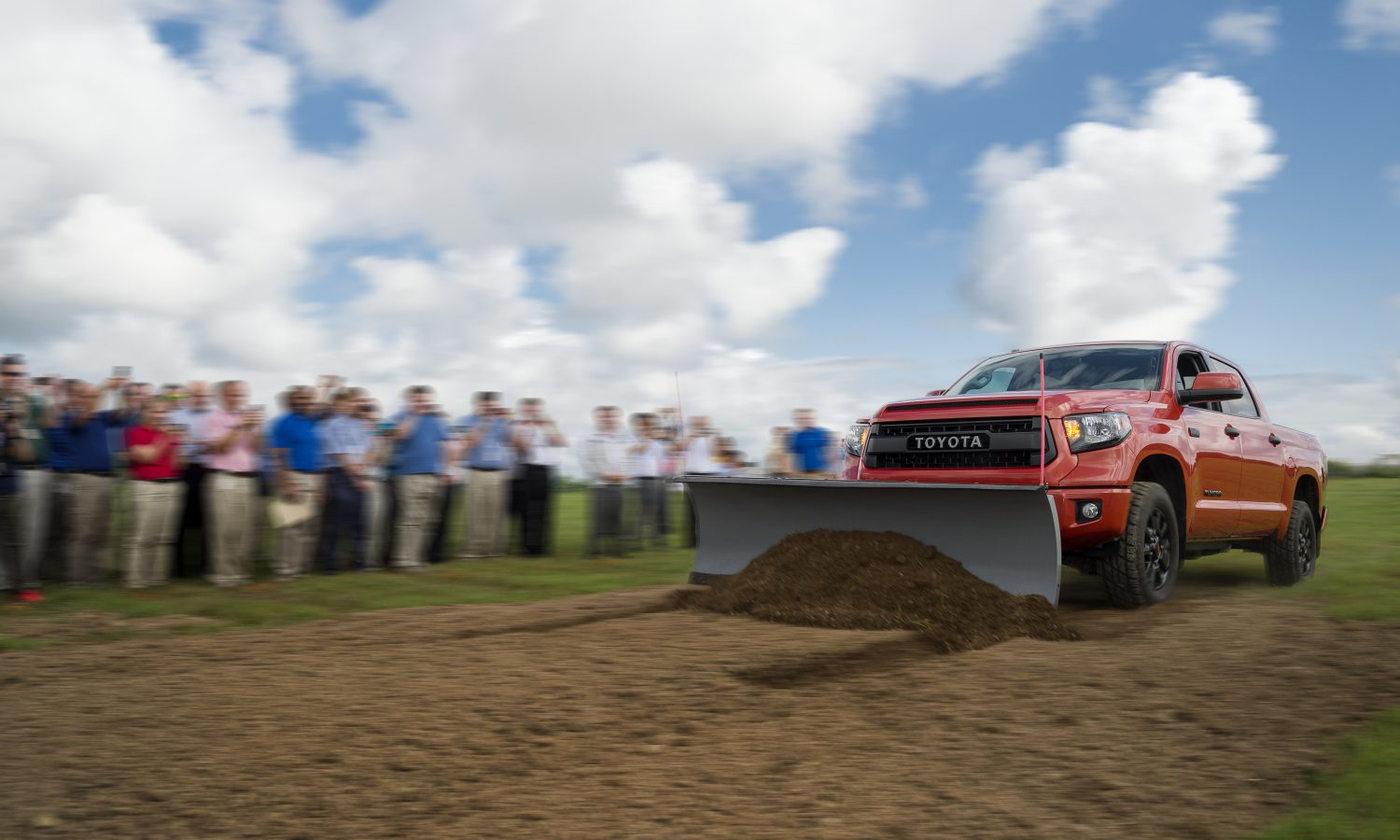 Toyota Plows Ahead with New Production Engineering Building in Georgetown