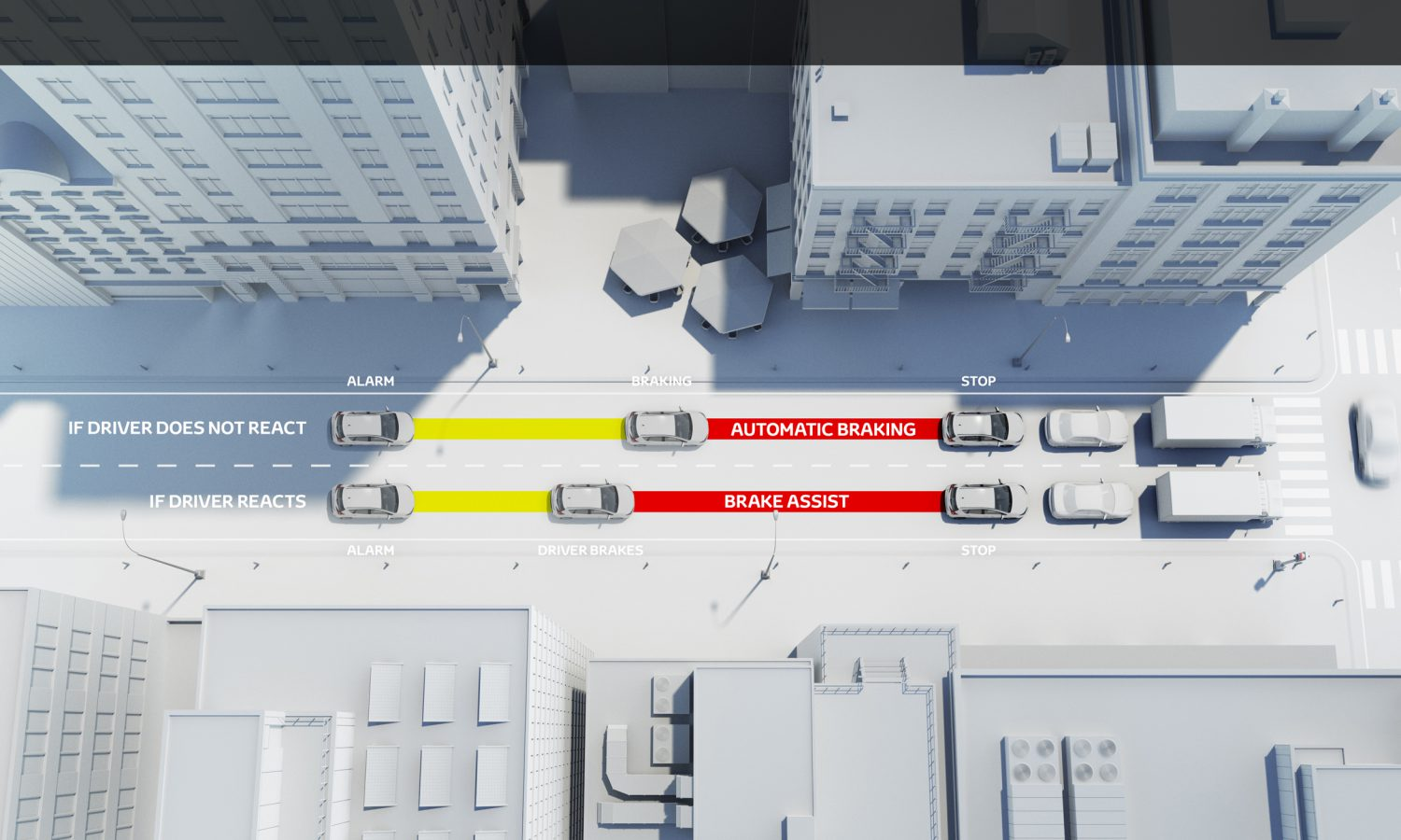 Lexus and Toyota Roll-Out Low-Cost Automated Braking Safety Packages
