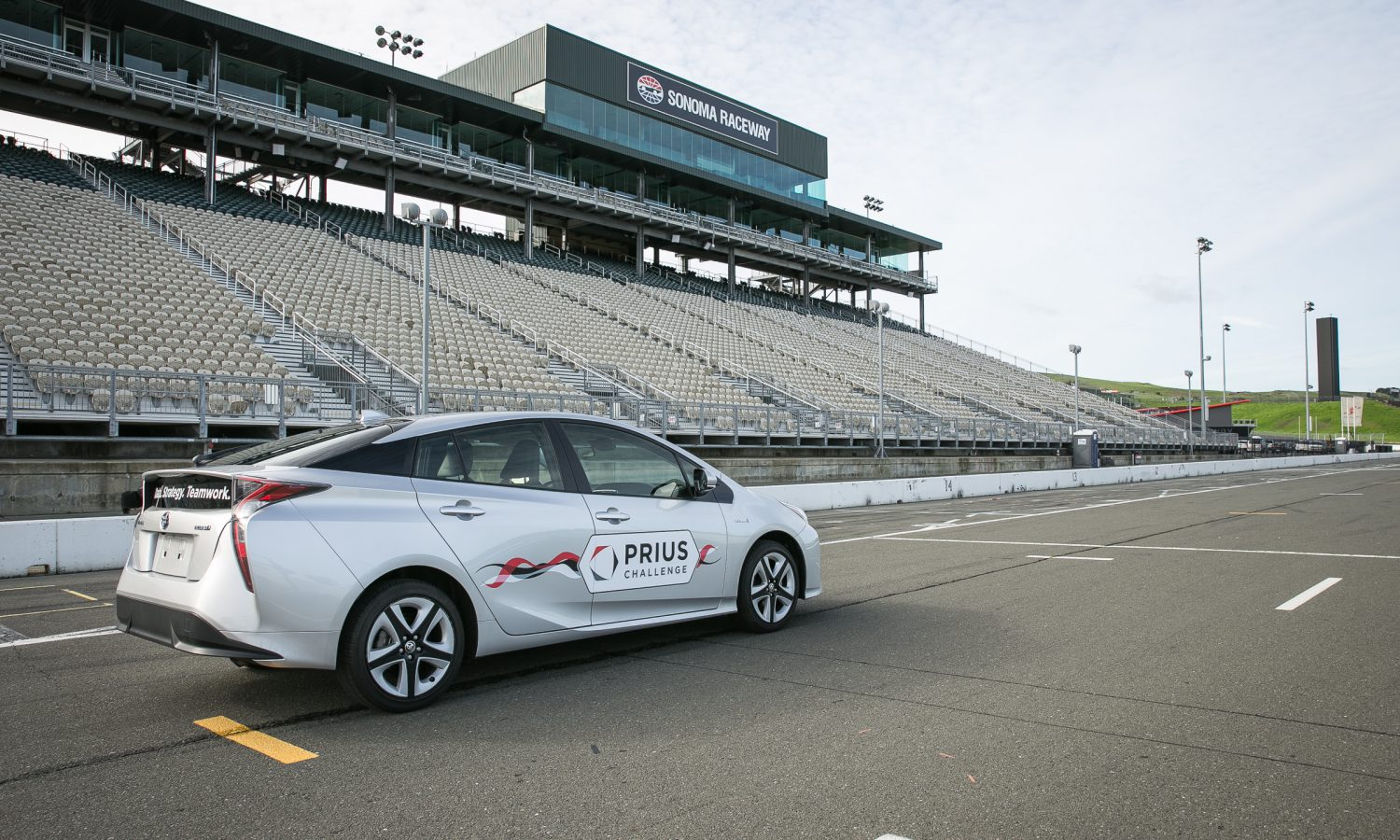 Toyota Research Institute Brings Prius Challenge to Silicon Valley Community