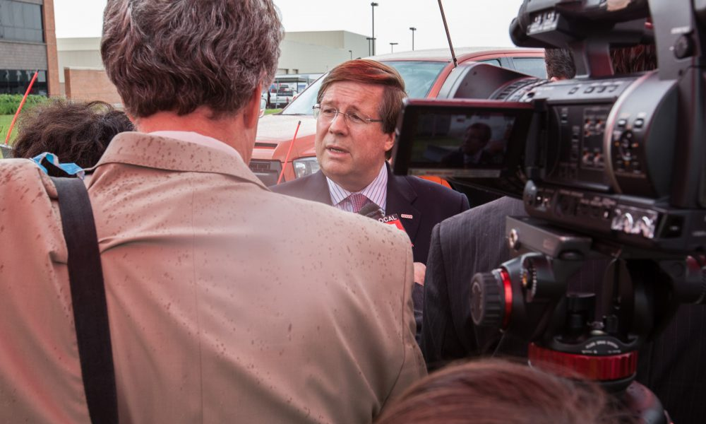Toyota Technical Center – York Township Expansion Groundbreaking 003