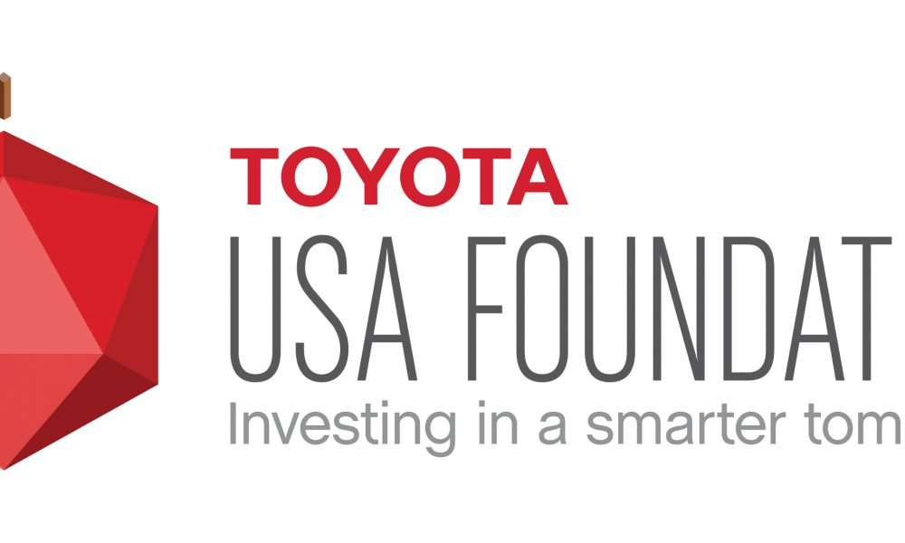 Manufacturing Opportunities for Success: Toyota USA Foundation Announces $5.8 Million in Education Grants to Support the Future of America's Manufacturing Industry