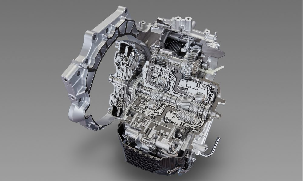 Toyota Develops TNGA-based Powertrain Units – FF 8-speed Automatic Transmission