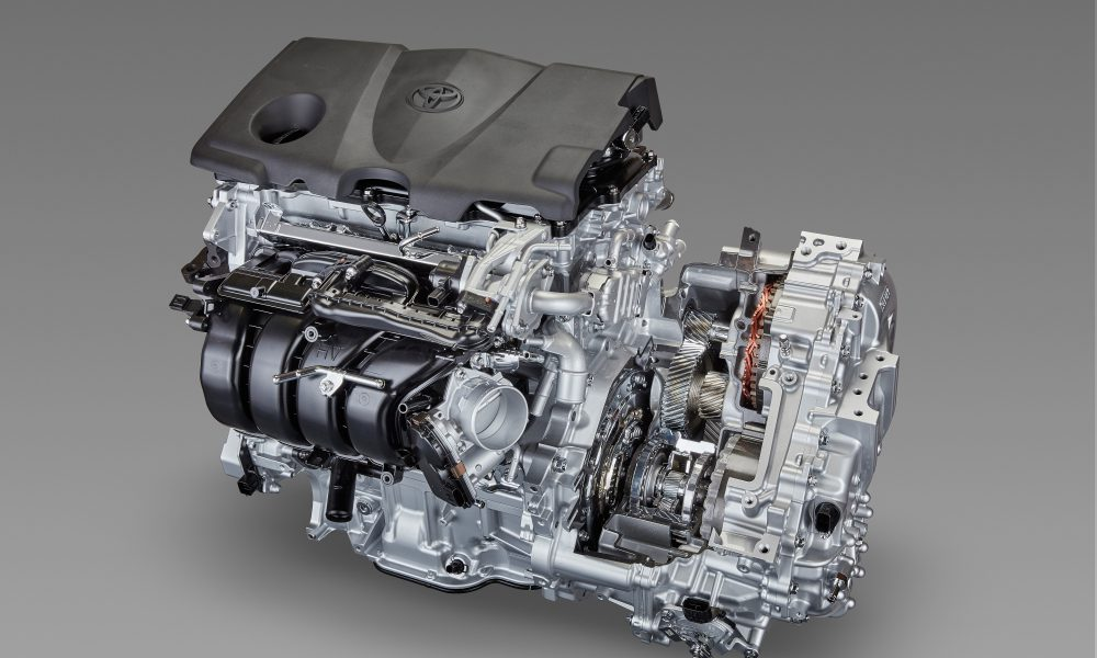 Toyota Develops TNGA-based Powertrain Units – Inline 4 Cylinder 2.5L Direct Injection Gasoline Engine / New Transaxle