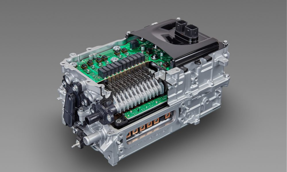 Toyota Develops TNGA-based Powertrain Units – Power Control Unit