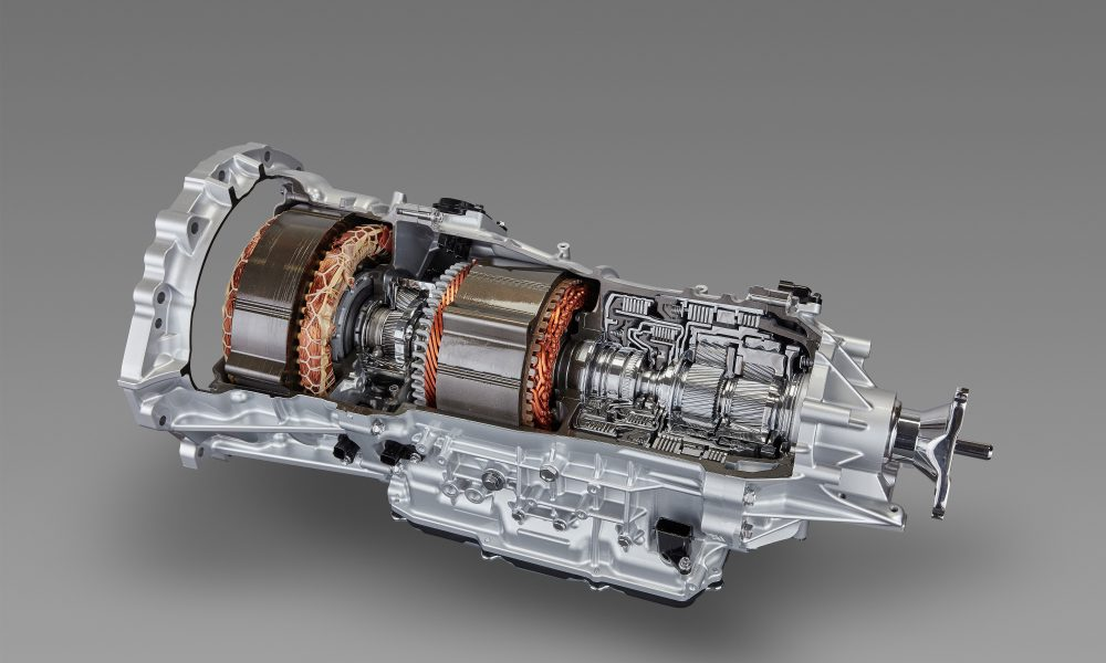 Toyota Develops TNGA-based Powertrain Units – Multi-stage THS II