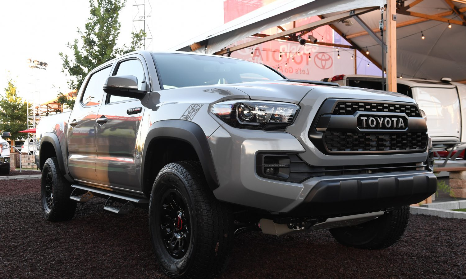 Toyota Provides Something for Everyone at the State Fair of Texas  with Truck Debuts, Soccer Stars and Fun for the Entire Family