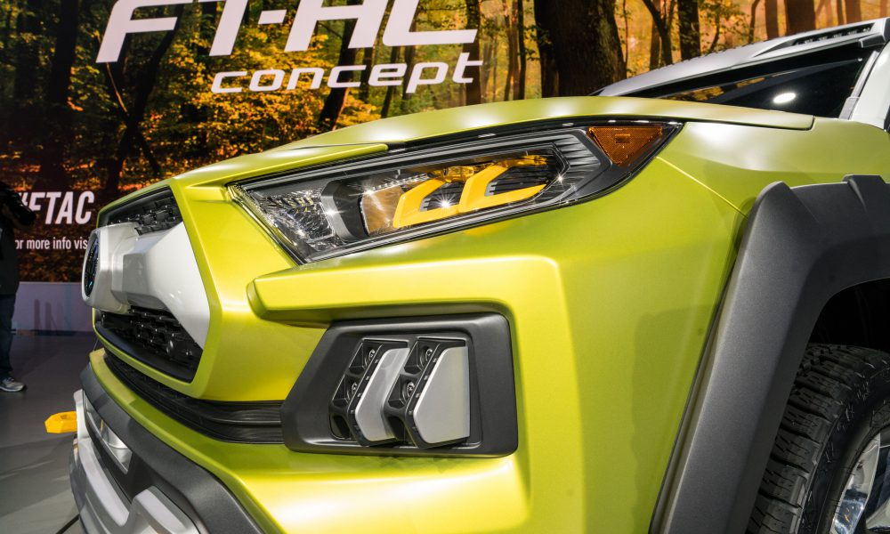 Toyota FT-AC Reveal 29