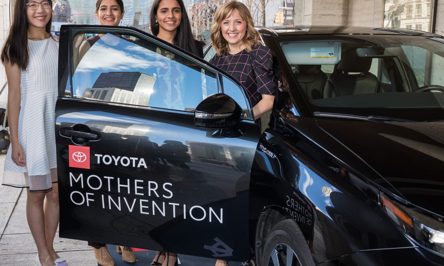Toyota Recognizes Outstanding Women at the 10th Annual Women in the World Summit