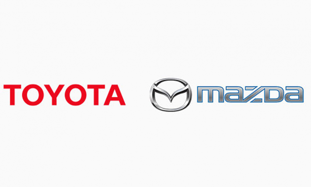 Notice: Livestream of a press conference by Toyota and Mazda