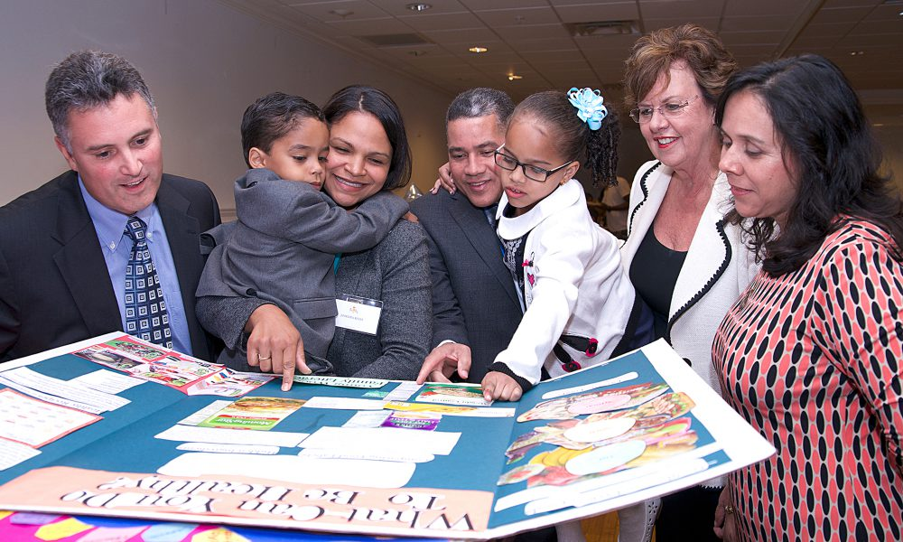 2014 NCFL – Family Learning Program Moves into Five New Communities Nationwide