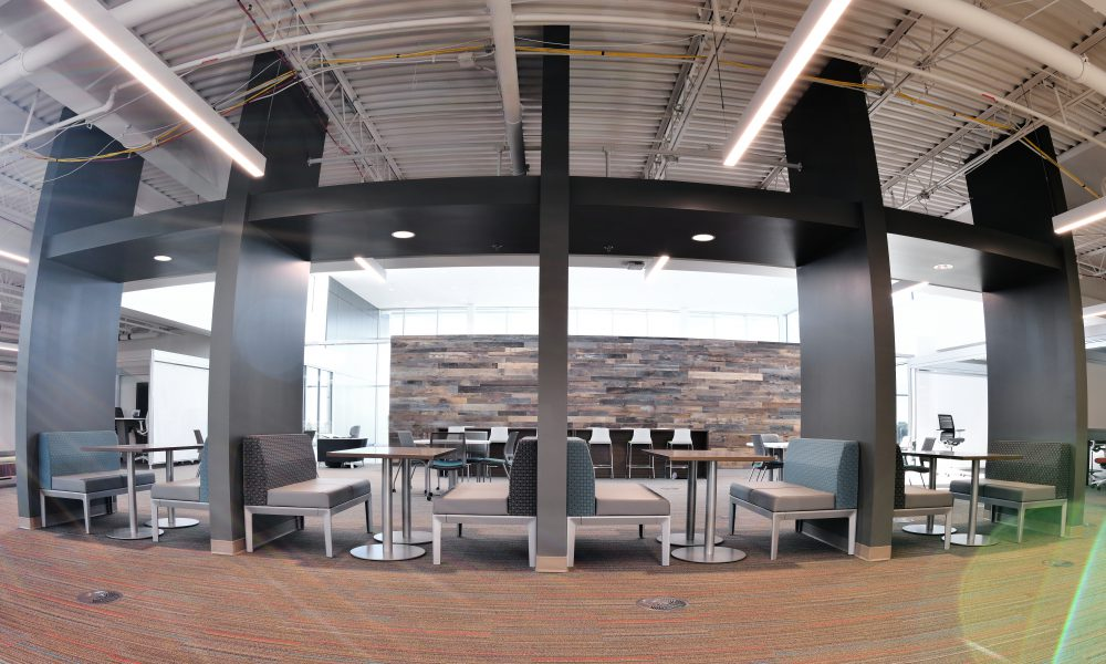 Toyota Production Engineering and Manufacturing Center Collaboration Space