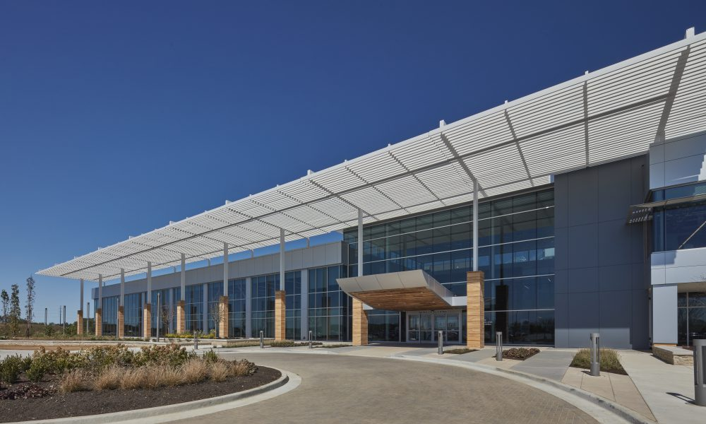 Toyota Production Engineering and Manufacturing Center Exterior 01