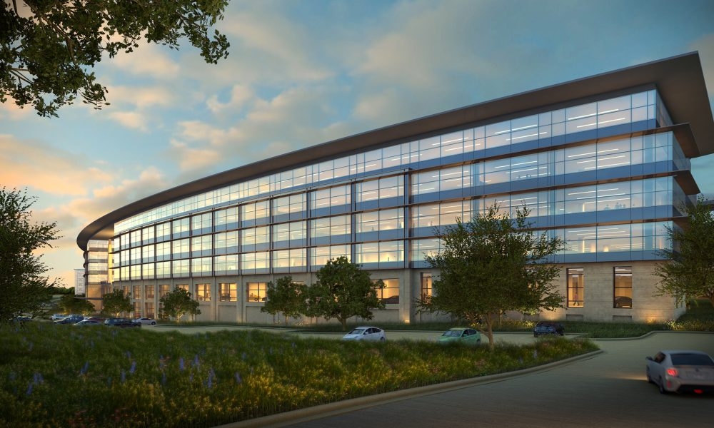 2016 Toyota Plano HQ Campus – Rendering