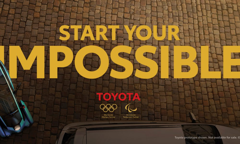 Toyota Start Your Impossible: iRoad
