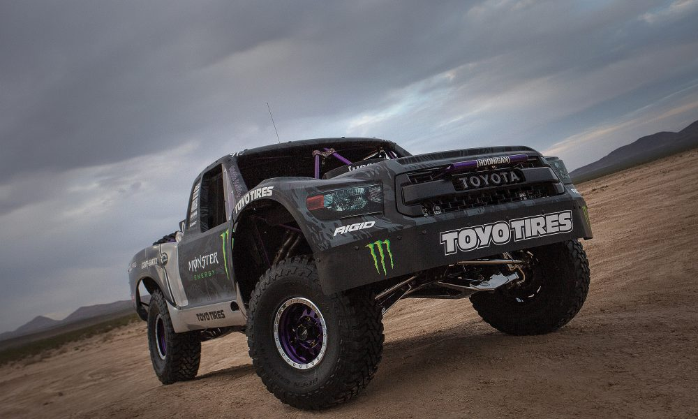 Toyota Signs Championship Off-Road Racer BJ Baldwin to Multi-Year Sponsorship