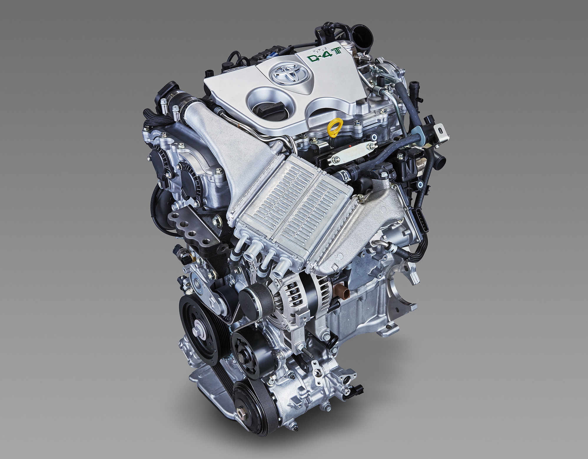 Toyota Doubles Turbo Offerings in New Engine Lineup - Toyota