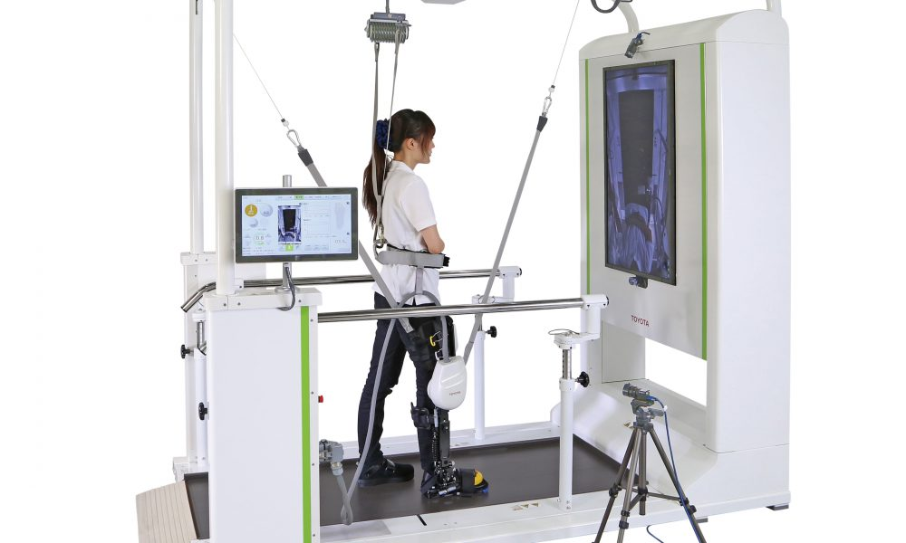 Toyota Launches Rental Service for the Welwalk WW-1000 Rehabilitation Assist Robot in Japan
