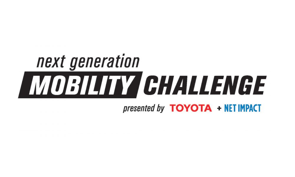 Students' Concept for Mobility App for the Blind Wins National Challenge from Toyota and Net Impact