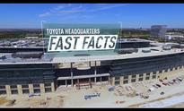 2016 Toyota Plano HQ Campus – Motion Graphic