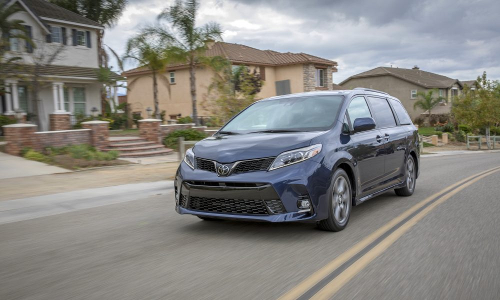 2019 Toyota Sienna – A More Compatible Cruiser