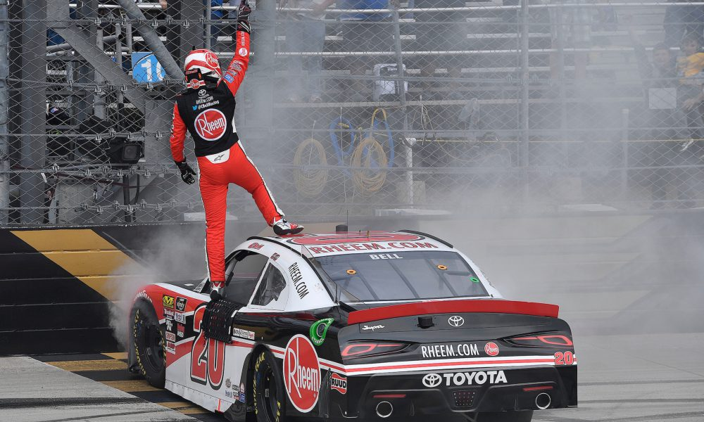 Six-Win Weekend for Toyota Drivers