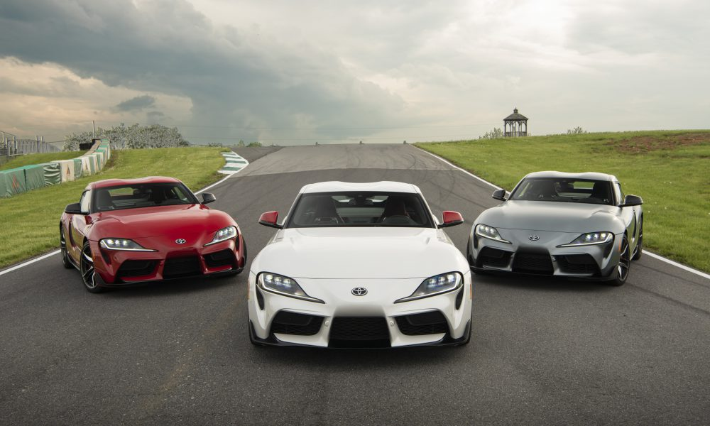 Thrilling by Design: The 2020 GR Supra Inherits Great Design Genes