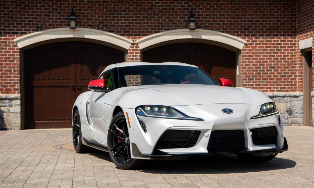 2020 GR Supra Launch Edition Absolute Zero