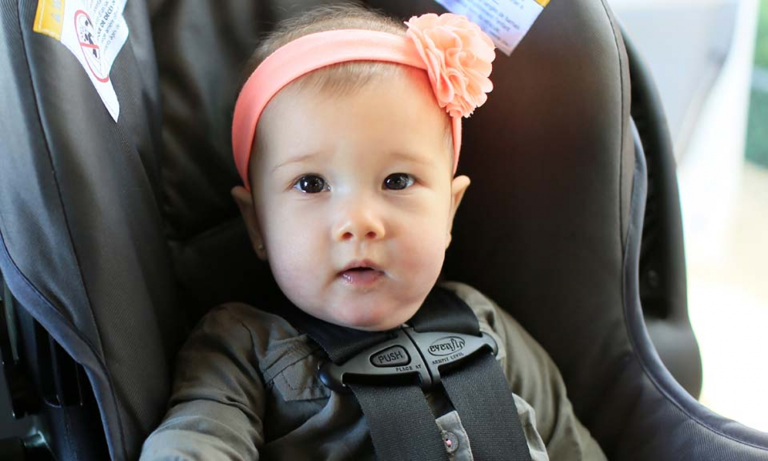 Buckling Down on Car Seats for National Safety Month