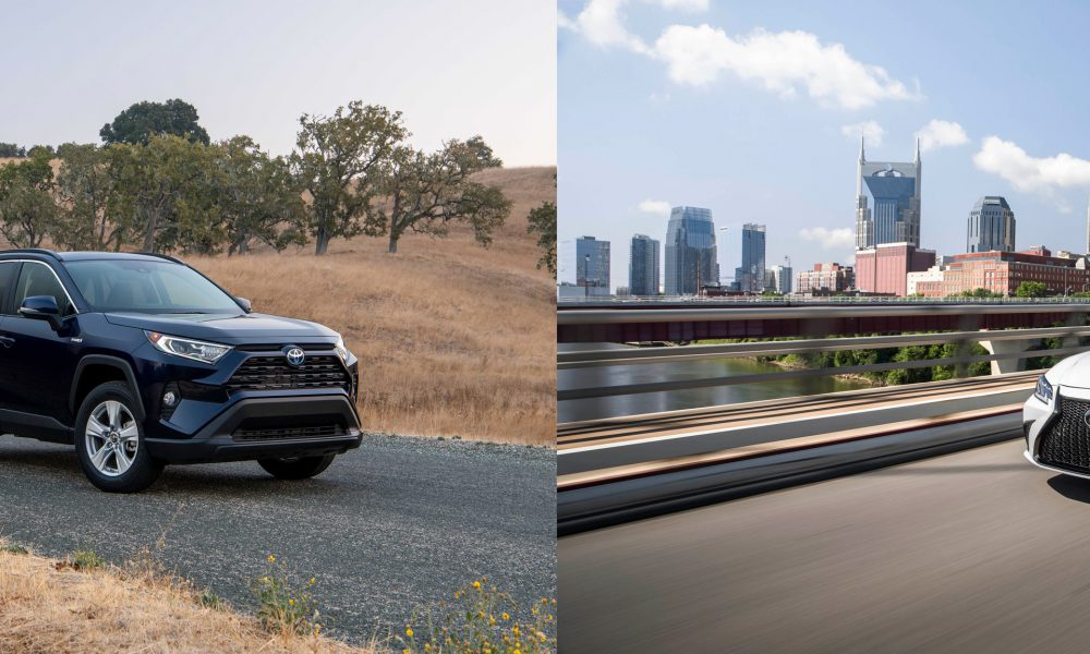 Toyota Motor North America Reports May 2019 Sales