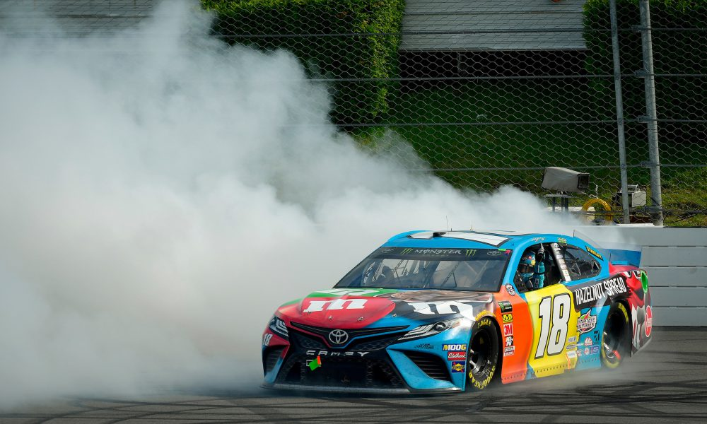 Busch adds another victory in Pocono
