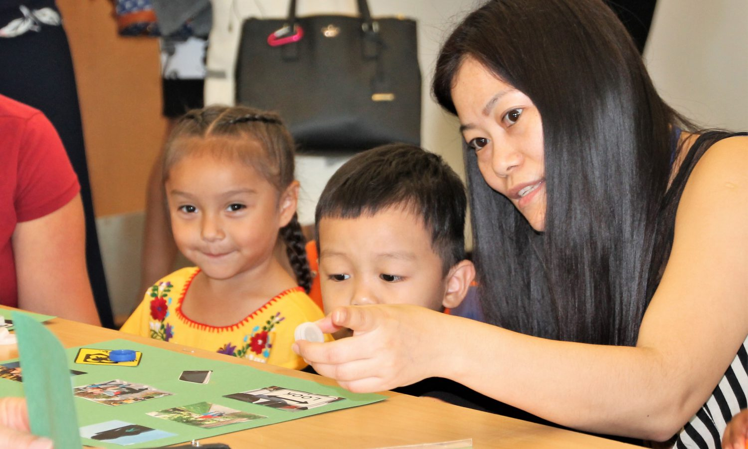 From All Angles: Holistic Approach Employs Family Literacy to Break Cycle of Poverty in Dallas