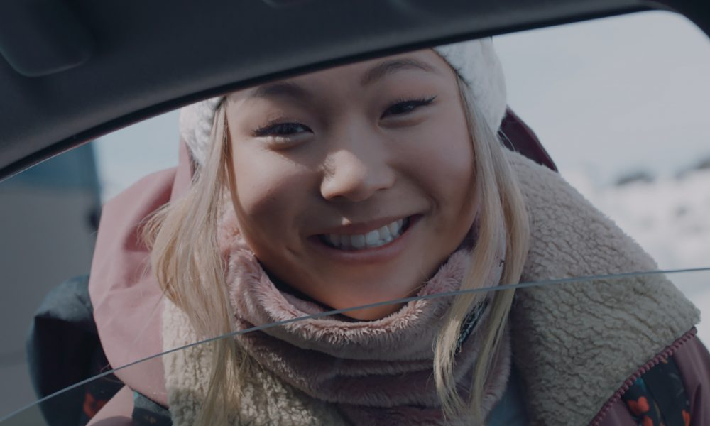 2020 Prius It's Unbelievable Chloe Kim To The Top Saatchi