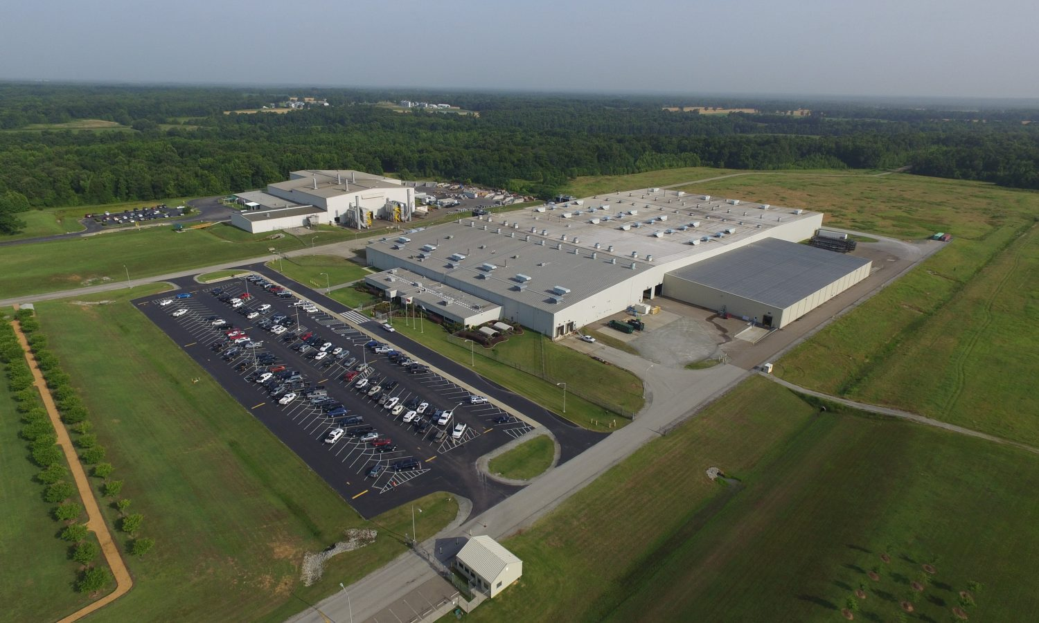 Toyota Motor Manufacturing, Tennessee (TMMTN) Fact Sheet