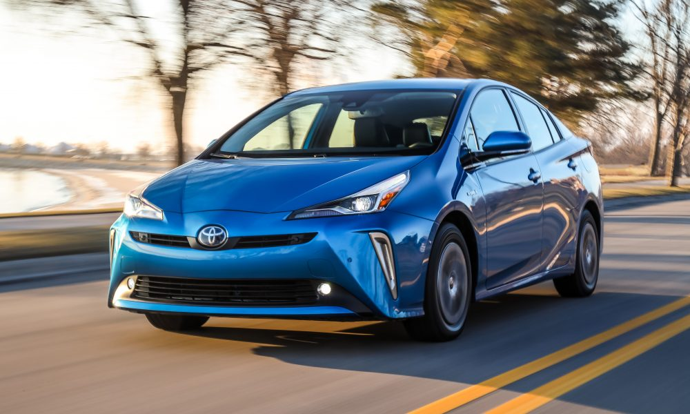 "2020 Toyota Prius Brings Its ""A"" Game  with Standard Apple CarPlay® and Many More Features"