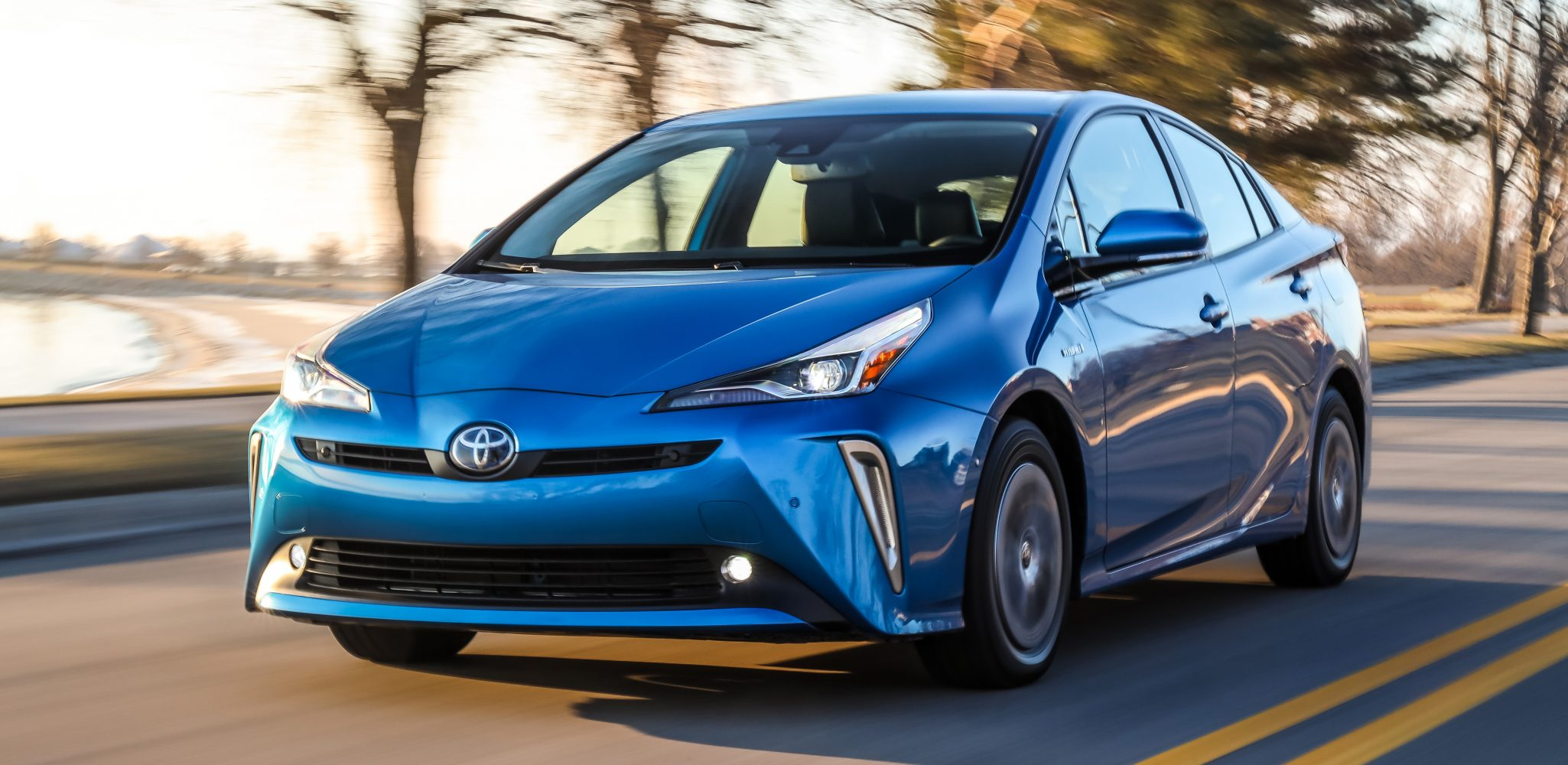 """2020 Toyota Prius Brings Its """"A"""" Game  with Standard Apple CarPlay® and Many More Features"""