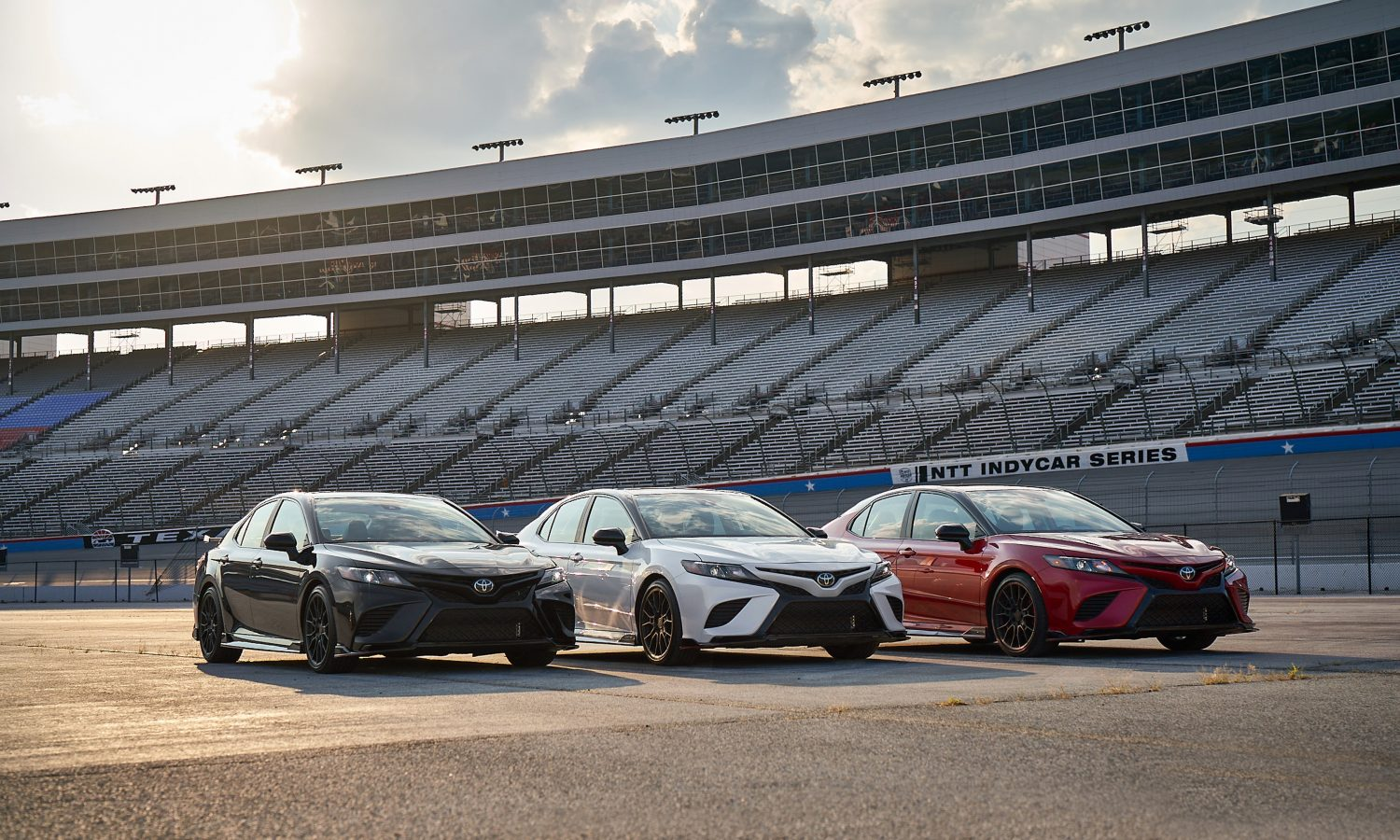 A Course in Winning: Toyota's First-Ever Camry TRD and Avalon TRD Models Arrive as TRD U.S.A. Celebrates Four Decades of Motorsports Championships
