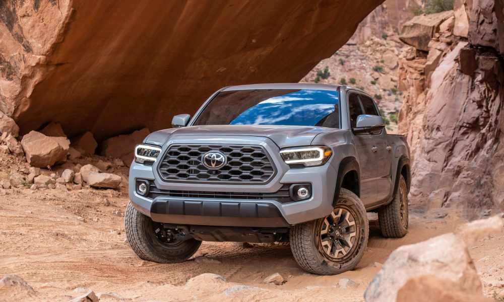 2020 Tacoma TRD Off-Road Cement 15