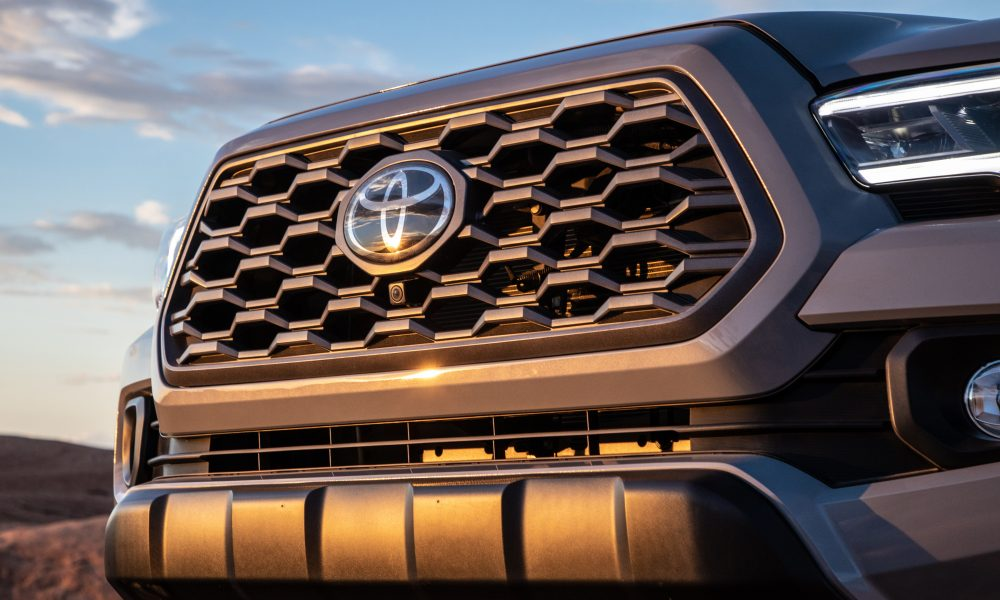 2020 Tacoma TRD Off-Road Cement 16