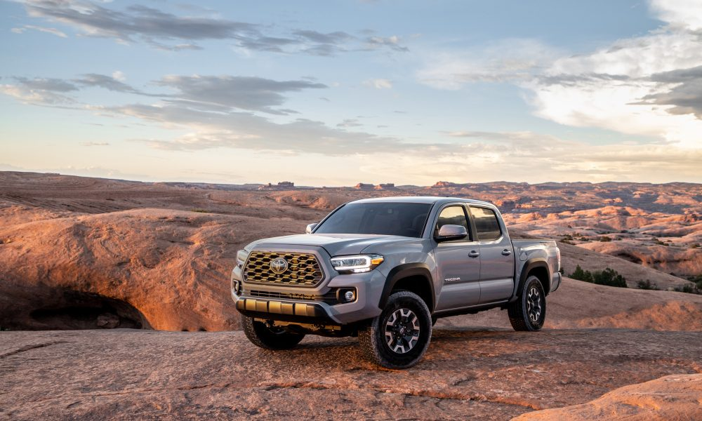 2020 Tacoma TRD Off-Road Cement 5