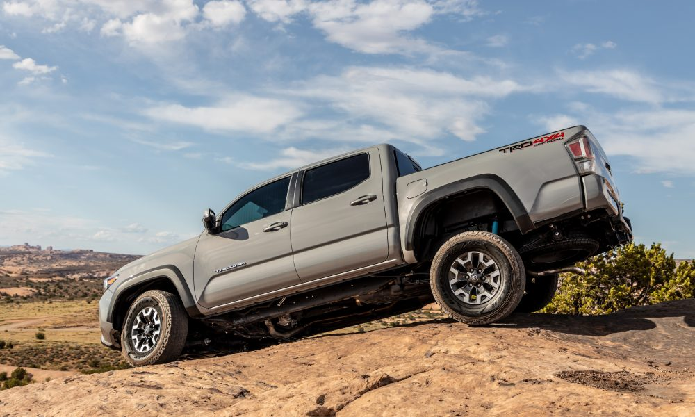 2020 Tacoma TRD Off-Road Cement 7