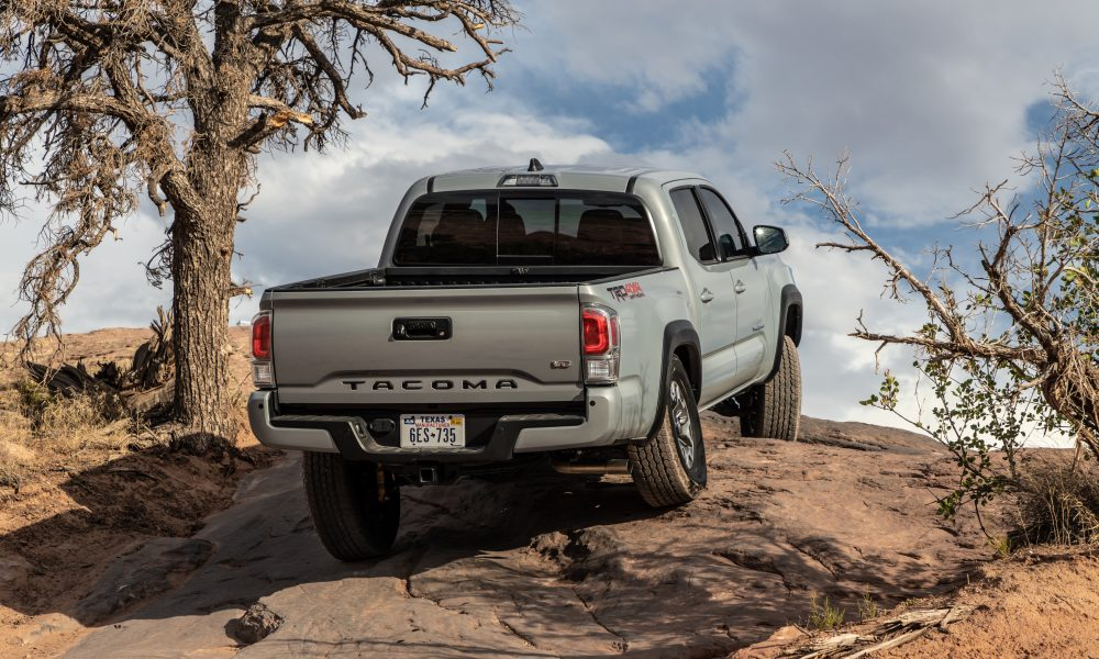 2020 Tacoma TRD Off-Road Cement 8
