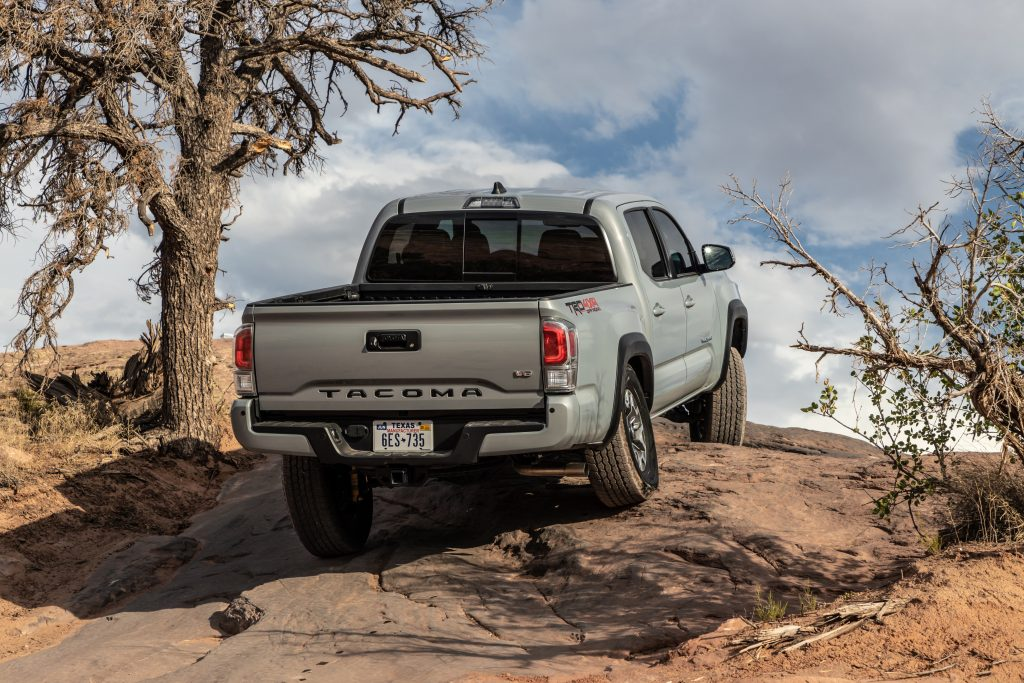Leader Of The Pack A Slew Of New Upgrades Keeps 2020 Toyota Tacoma In Front Toyota Usa Newsroom