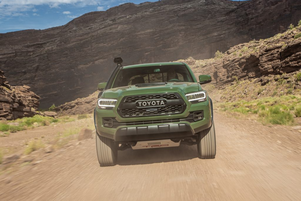 Leader of the Pack: A Slew of New Upgrades Keeps 2020 Toyota