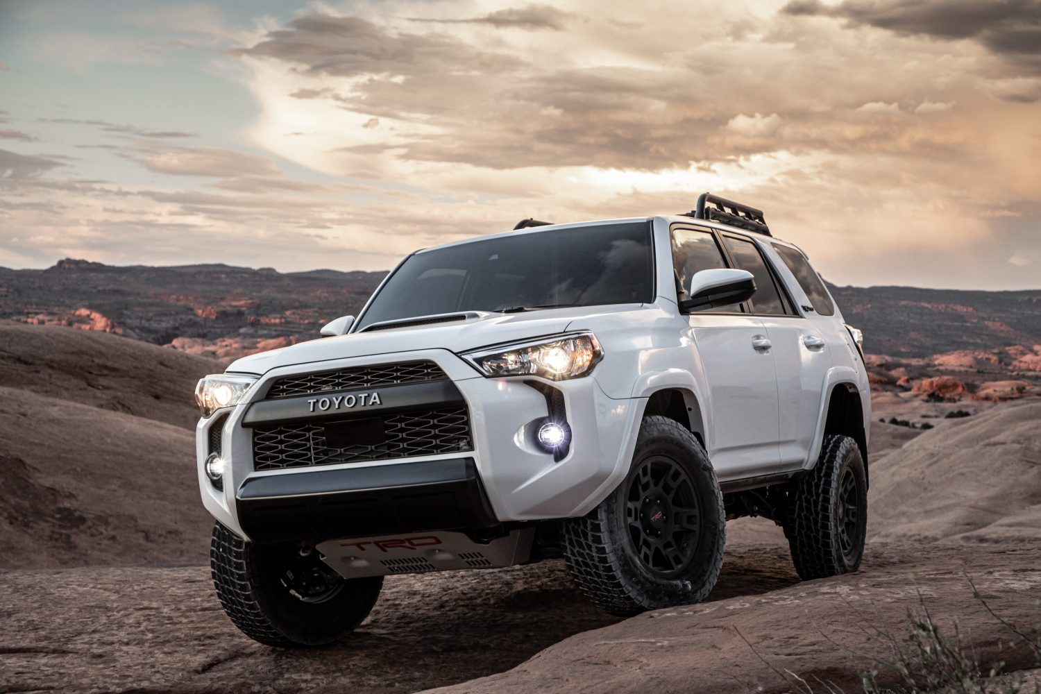 The Adventurer Toyota 4runner Gains New Safety And Multimedia Tech For 2020 Toyota Usa Newsroom