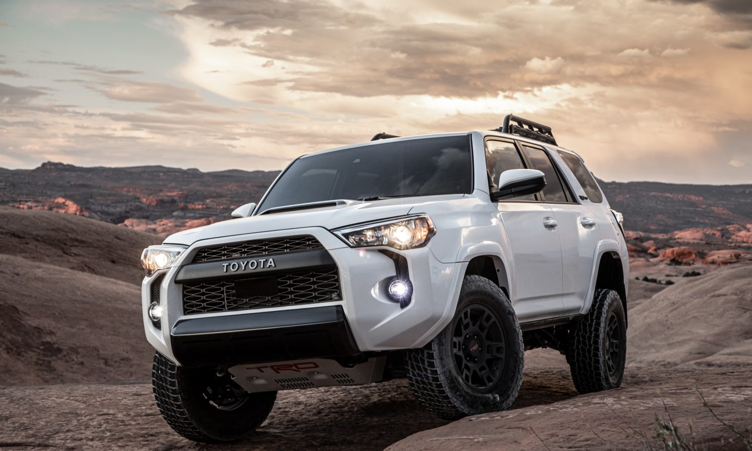 The Adventurer: Toyota 4Runner Gains New Safety and Multimedia Tech for 2020