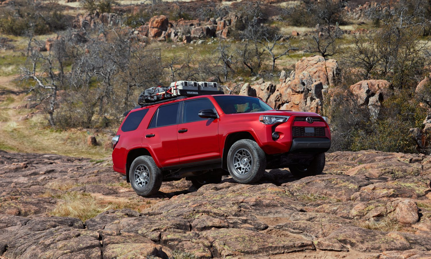 Dare to Explore: Toyota 4Runner Venture Edition New for 2020