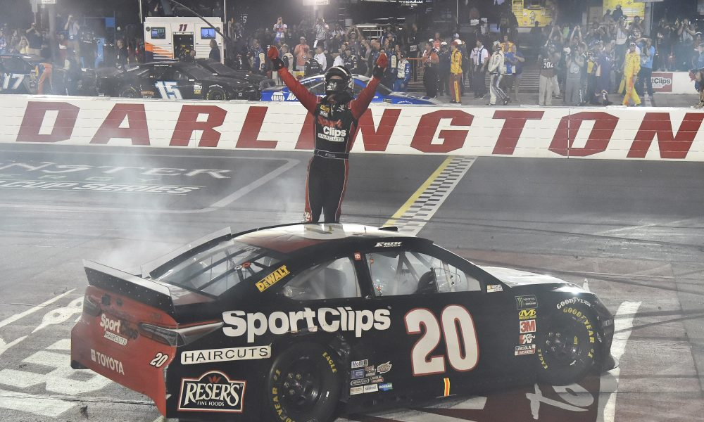 Erik Jones Scores NASCAR Victory in Darlington, Doug Kalitta Wins NHRA U.S. Nationals