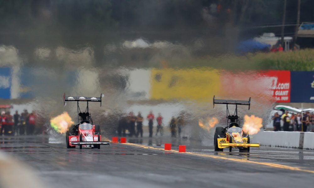 NHRA Crampton Kalitta Maple Grove