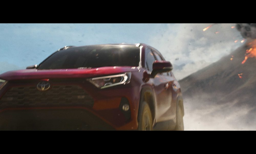 Toyota Runs In The Family Campaign Short Cut 2